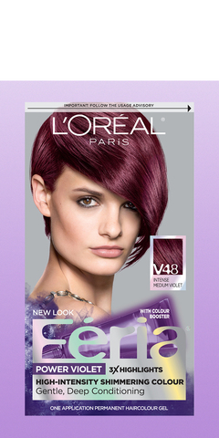 L\'Oreal Paris Feria Shimmering Hair Color | CVS.com
