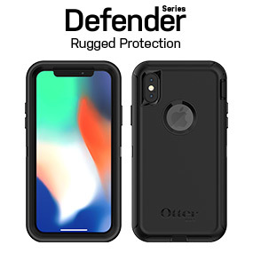 the best attitude e86bf fc024 Defender Series Case for iPhone XS/X