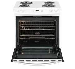 Frigidaire Electric Drop-In Range: FFED3016TW
