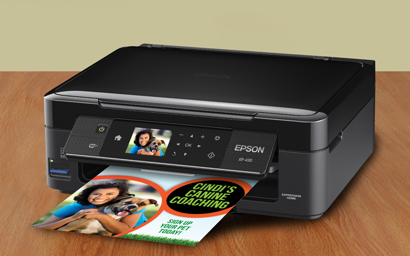 the ultra compact, wireless all-in-one for easy, creative printing