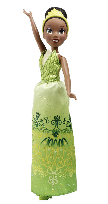 Disney Princess Royal Shimmer Tiana Doll  Walmartcom
