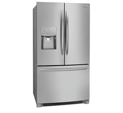 Frigidaire Gallery 27.2 Cu. Ft. French-Door Refrigerator ... on