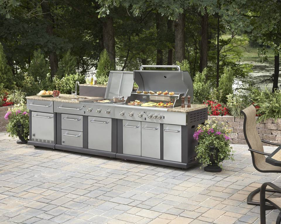 Outdoor Kitchen Lowes Wow Blog