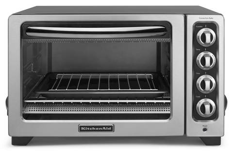 Amazon.com: KitchenAid KCO223CU 12-Inch Convection Countertop Oven ...