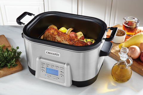 Step 3. Figure out the oven cooking time for Crock-Pot recipes on high settings. If the recipe calls for a dish to be cooked in the slow cooker on a high setting for 1 1/2 to 2 1/2 hours, you can cook it in the oven for 15 to 30 treedb.tkd: Jun 17,
