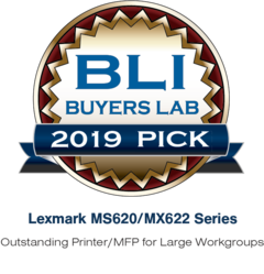 2019 Outstanding Printer for Large Workgroups