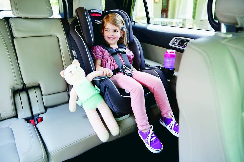 3 Car Seats In 1 That Can Grow With Your Child Gracos Milestone