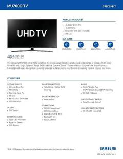 View Spec Sheet PDF