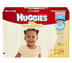 Huggies Little Snugglers Diapers Giant Pack (Select Size) : Target