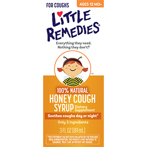 Little Remedies Infant Fever Pain Reliever Berry Flavor