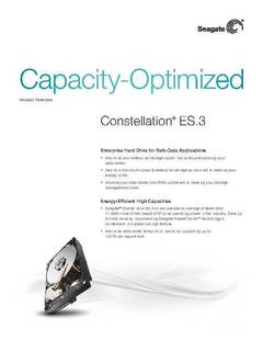 View Constellation ES.3 Product Overview PDF