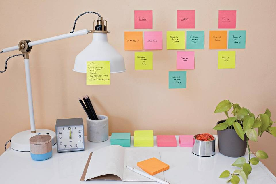 Visualize And Remember Your Tasks With Post It Super Sticky Notes Press Enter To