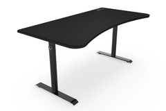 Arozzi Arena Gaming Desk Pure Black
