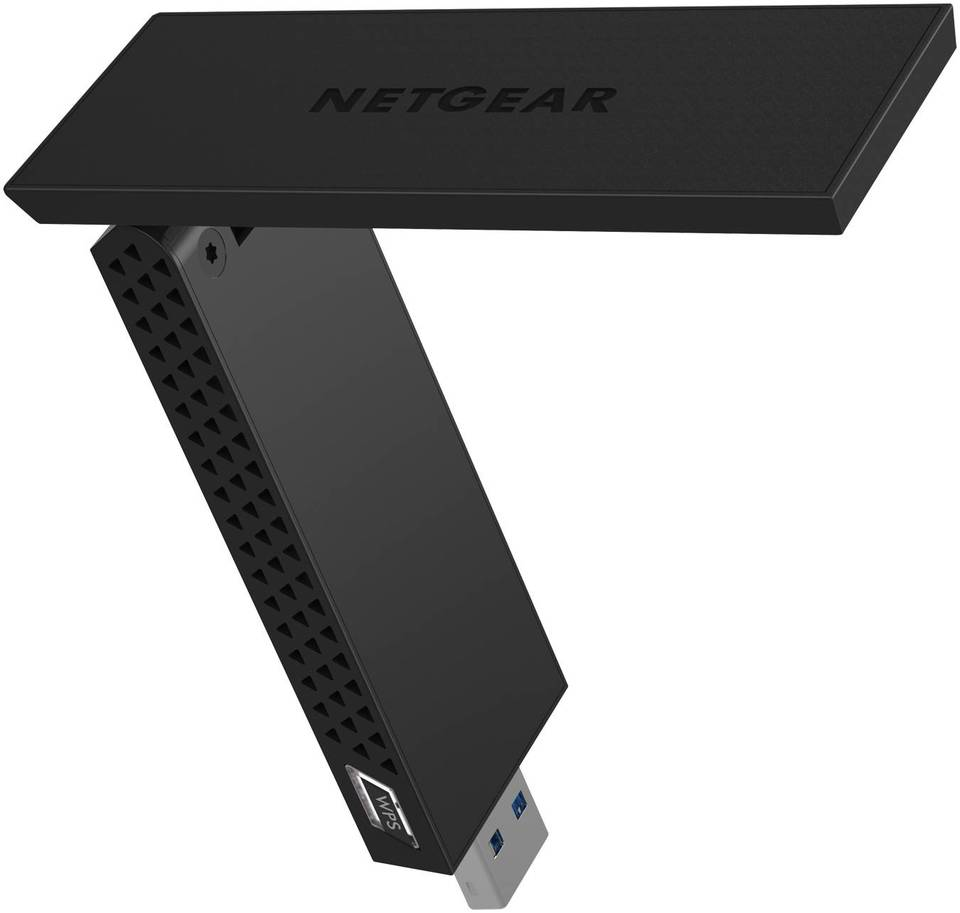 Netgear A6210 IEEE 802 11ac - Wi-Fi Adapter for Desktop Computer/Notebook -  Newegg com