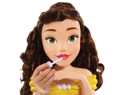 This adventurous princess features colour change on her lips, nails and eyes!