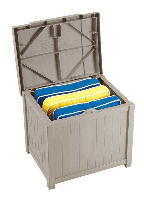 The SS900 Is A Perfect Storage Solution For Anywhere You Need A Little More  Space. Great For Patio Cushions And Other Garden Supplies In The Summer And  ...