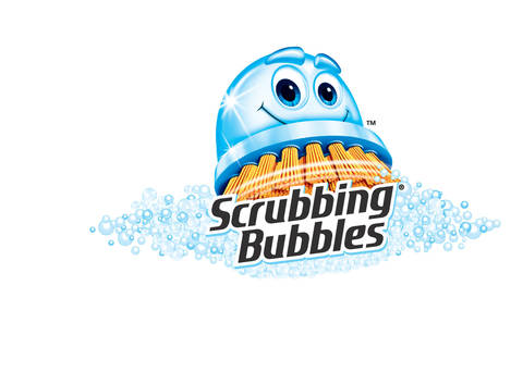 Image result for scrubbing bubbles