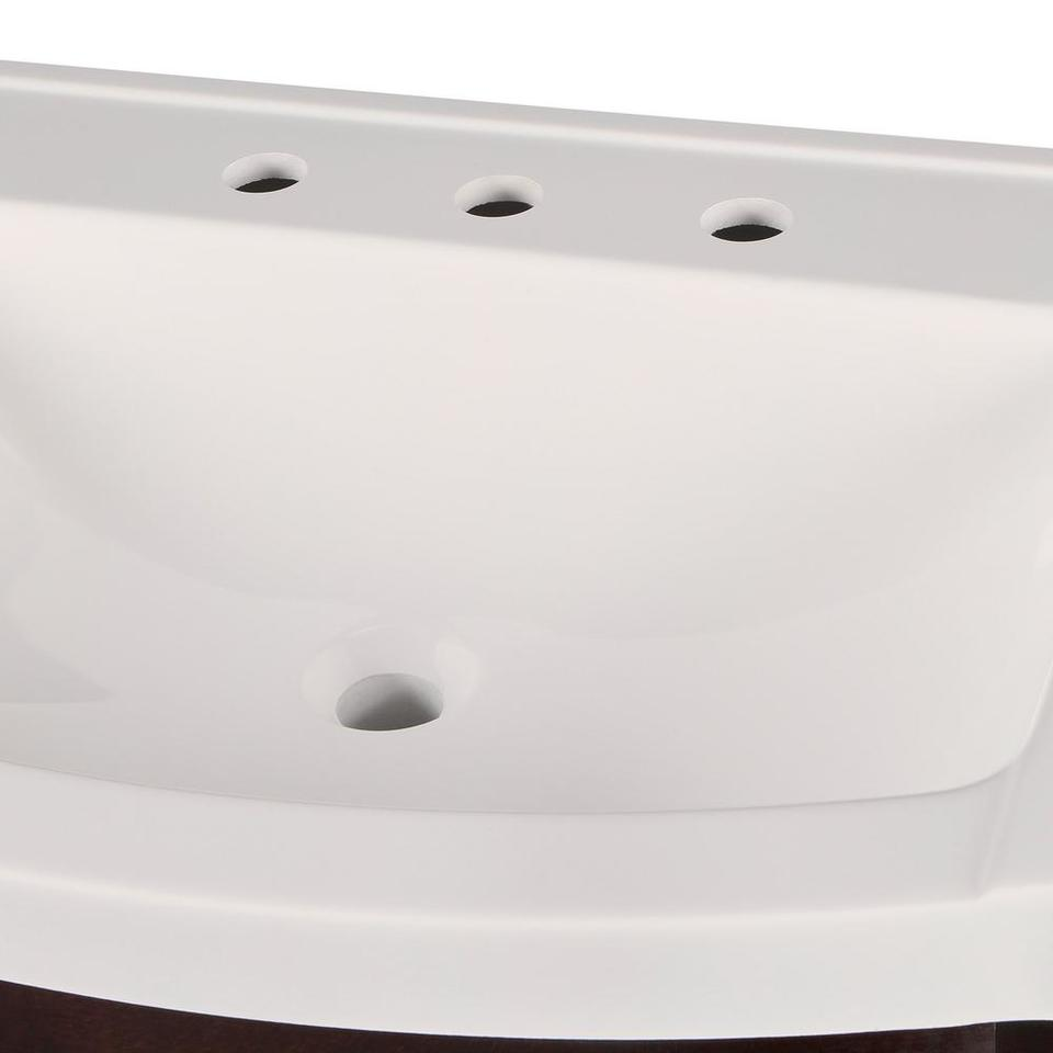 Miroir Salle De Bain Woodstock ~ Home Decorators Collection Meuble Lavabo Madeline De 122 Cm 48 Po