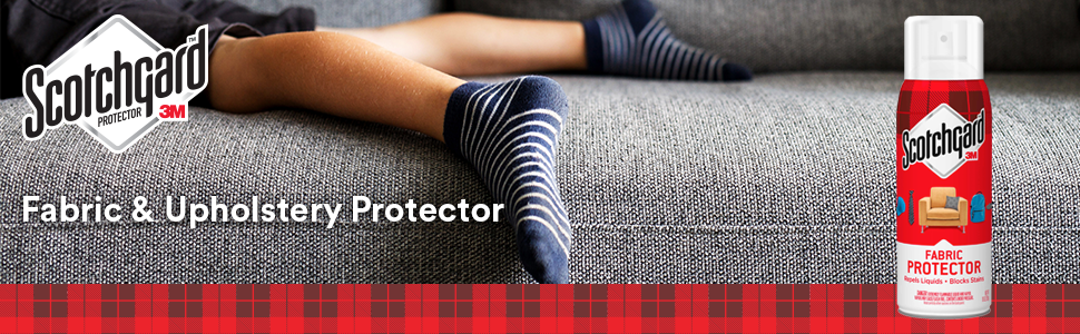 Scotchgard™ Fabric and Upholstery Protector