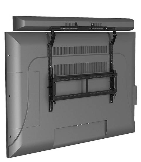 Construction Features - Universal Adjustable Sound Bar Bracket - Walmart.com