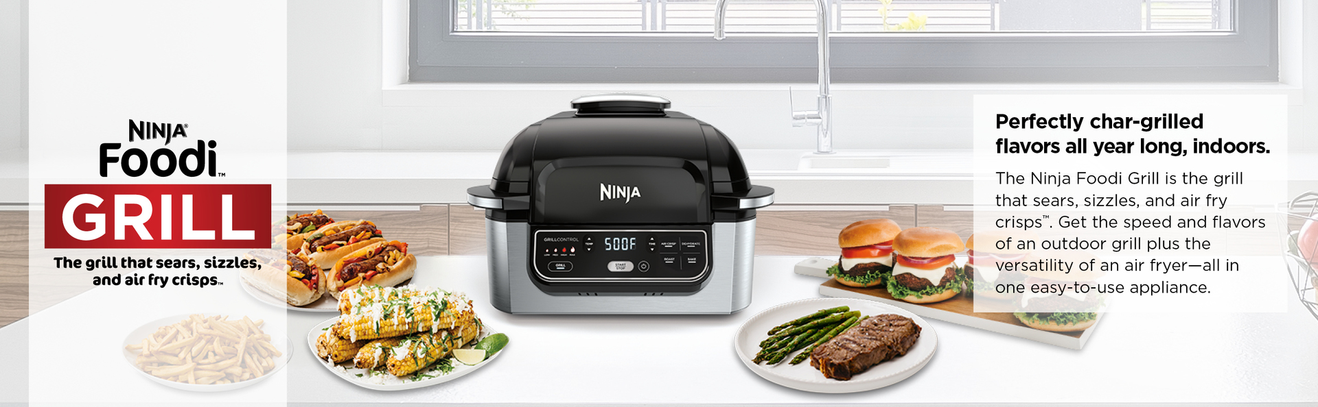 air fryer ninja foodi grill accessories