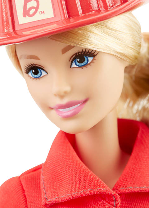 Barbie Careers Firefighter Doll Walmartcom