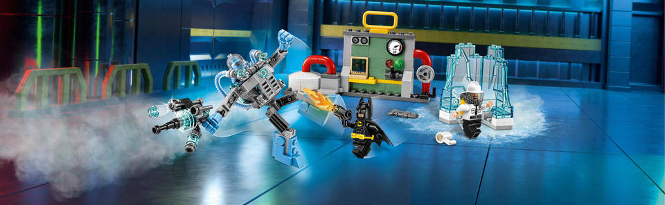 LEGO® Batman Movie - Mr. Freeze™ Ice Attack 70901 : Target