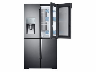 Samsung 28cuft 4 Door French Door Showcase Refrigerator With
