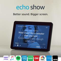 Echo Show (2nd Gen) - Better sound. Bigger screen.