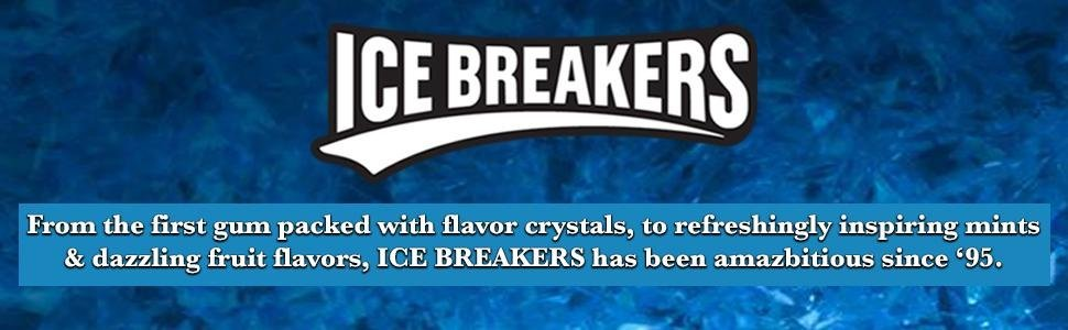 ICE BREAKERS Banner