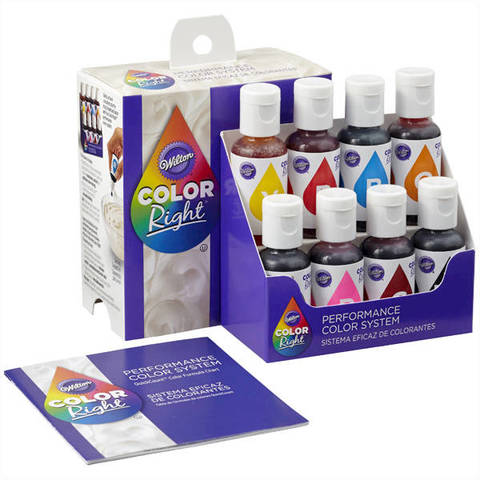 Color Right Perfect Color System8/Pkg - Walmart.com