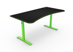 Arozzi Arena Gaming Desk Green