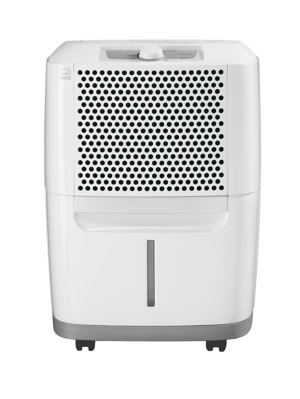 Frigidaire FAD301NWD Energy Star 30-Pint Dehumidifier on