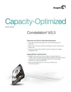 Constellation ES.3 Product Overview - opens PDF