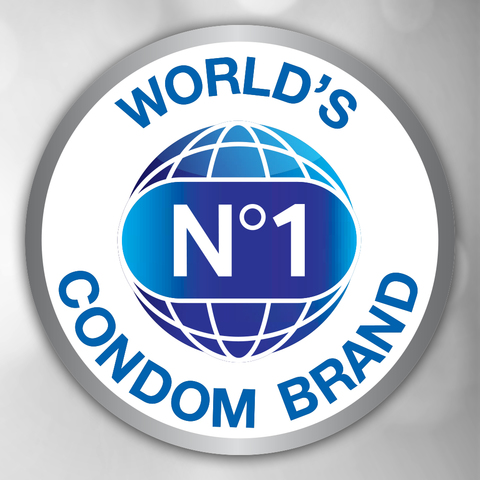 World s No.1 Condom brand based on Global Nielsen Unit Share Data for the 12  months ending November 2016. 2ab36b54b4