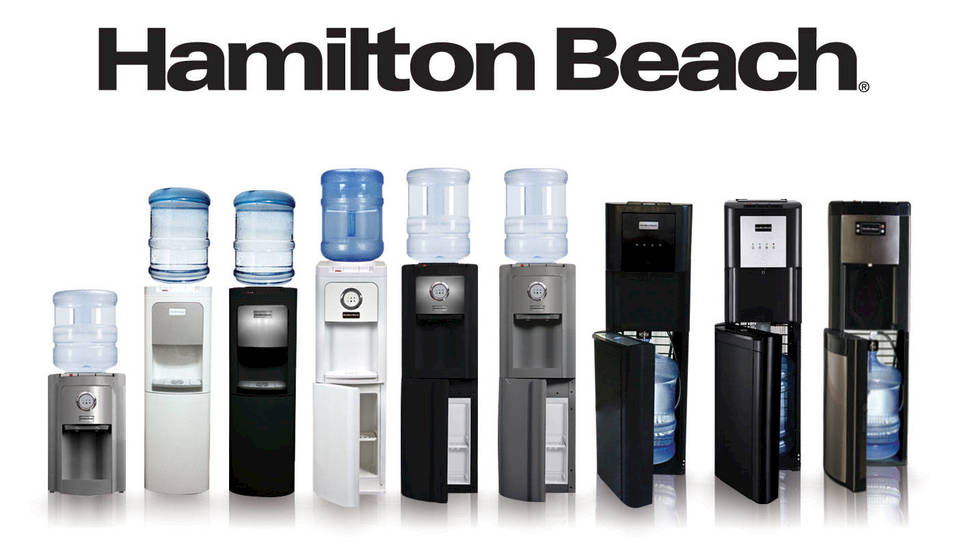 hamilton beach bl14w bottom loading water dispenser - Primo Water Cooler