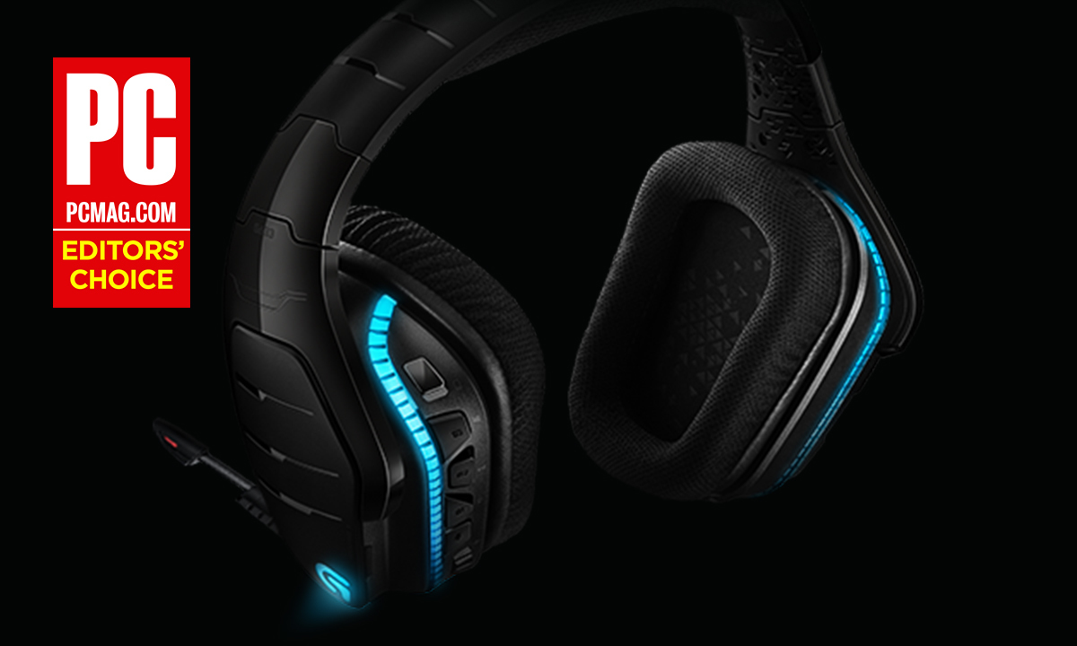 Logitech G933 Artemis Spectrum Wireless 7 1 Gaming Headset | Dell USA