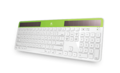 Wireless Solar Keyboard K750 Green for Mac Gallery 5