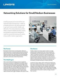 View SMB Solution Brief PDF