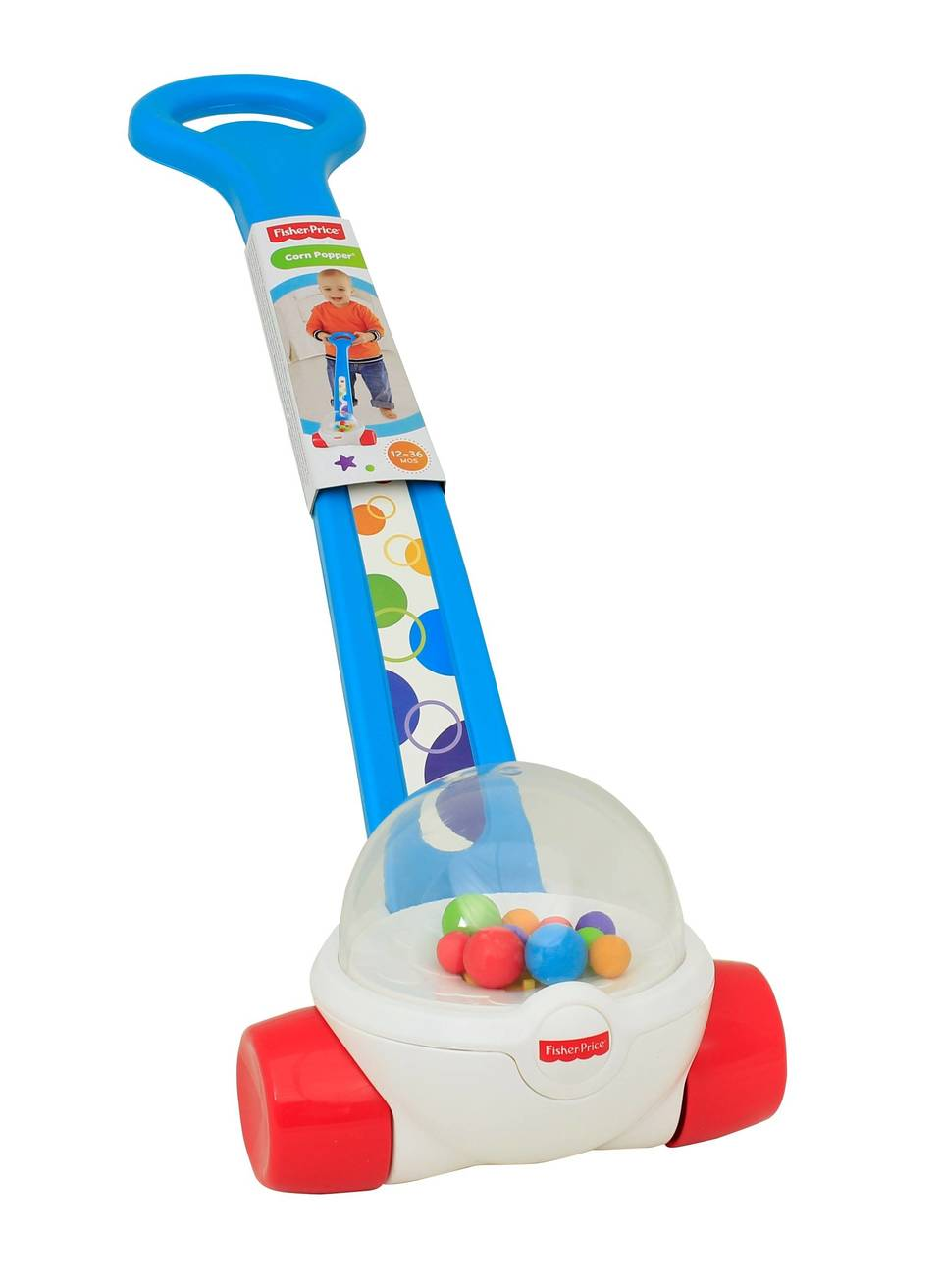 Fisher-Price Classic Corn Popper - Walmart.com