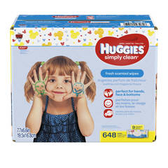Huggies One And Done Vs Natural Care
