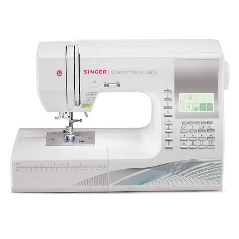 Singer Quantum Stylist 40 Sewing Machine JOANN Fascinating Sewing Machines Joanns