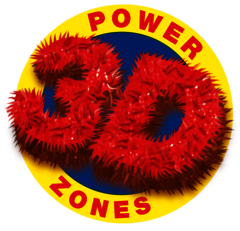 3D Power Zones