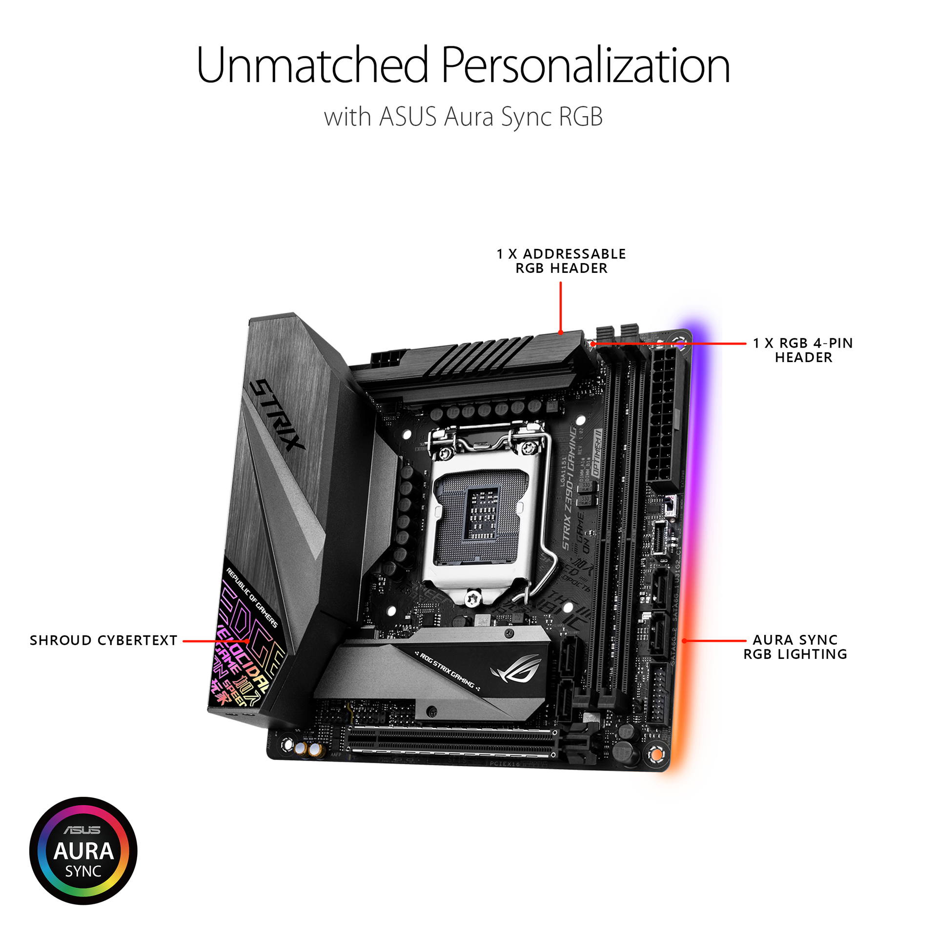 ASUS ROG Strix Z390-I Gaming Motherboard LGA 1151 (Intel 8th and 9th Gen)  Mini ITX Onboard 802 11 ac - Newegg ca