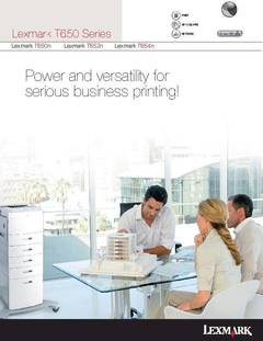 Printable Product Brochure - opens PDF