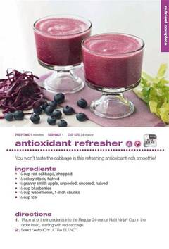 antioxidant refresher