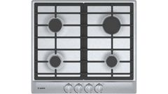 "500 Series 24"" 4 Burner Gas Cooktop, Stainless Steel"