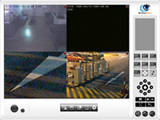 Record video and Watch it Anytime:  D-ViewCam Surveillance Software