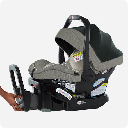 Snugride Snuglock Extend2fit 35 Infant Car Seat Graco Baby