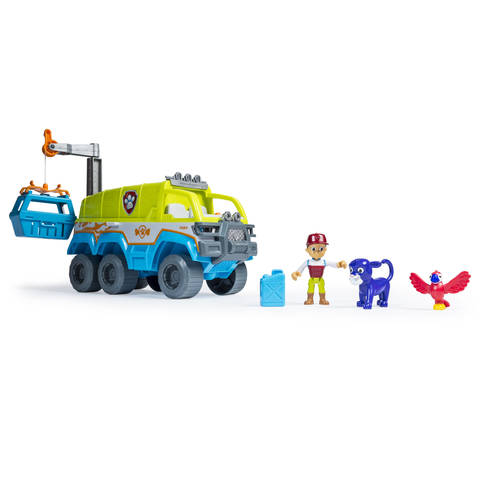 Collect all the Paw Patrol Jungle Rescue Figures and Vehicles! cba40a3d1f4f